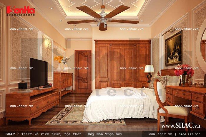 Phòng ngủ vợ chồng gia chủ sh nop 0077