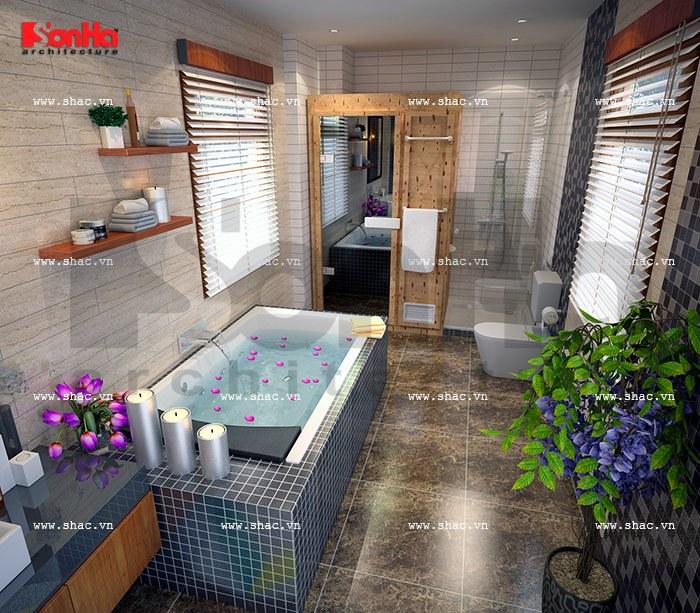 Phòng spa và xông hơi sh nop 0079
