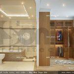 Phòng tắm và tủ thay đồ sh nop 0078