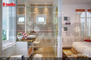 Phòng tắm và wc của con gái nhỏ sh btld 0018