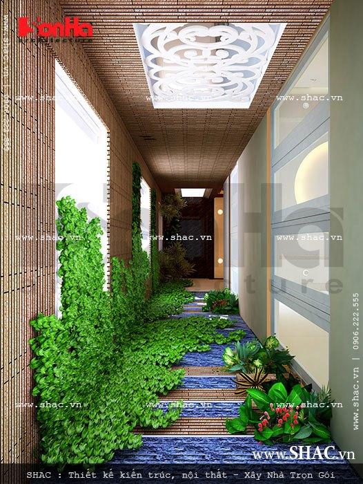 Thông tầng của nhà phố sh nop 0077