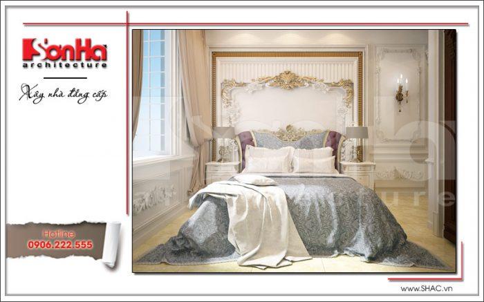 Thiết kế nội thất phòng ngủ giúp việc sh btld 0020