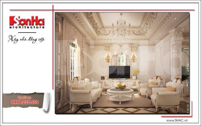 Thiết kế nội thất phòng sinh hoạt chung sh btld 0020