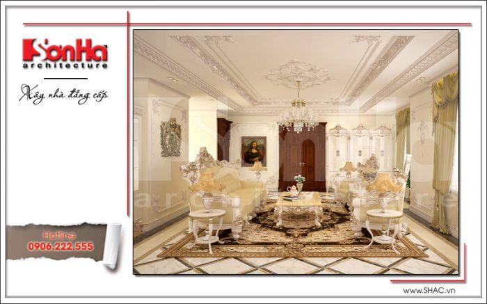Thiết kế nội thất phòng trà view 2 sh btld 0020