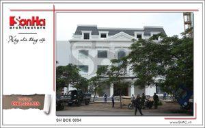 Kiến trúc nhà hàng Hương Cảng tại Hải Phòng sh bck 0034
