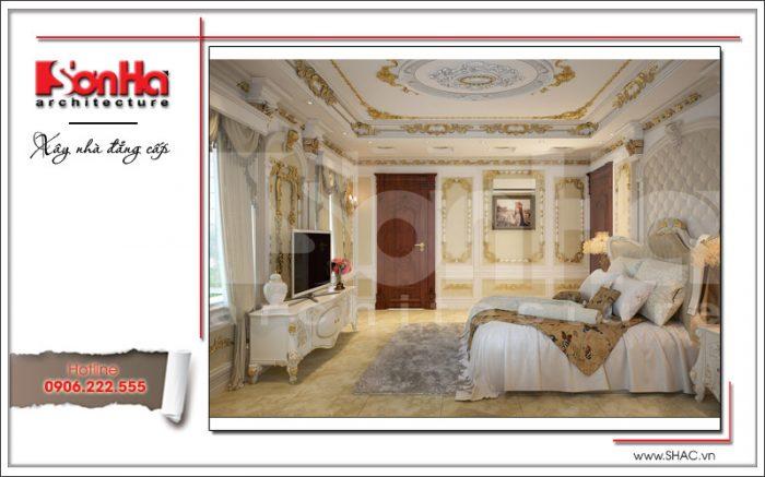 Thiết kế nội thất phòng ngủ 1 view 3 sh btld 0020