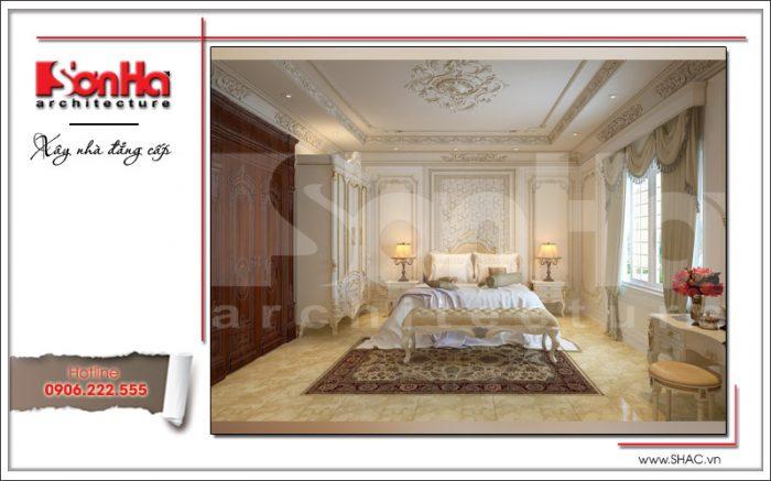 Mẫu thiết kế nội thất phòng ngủ 4 view 2 sh btld 0020