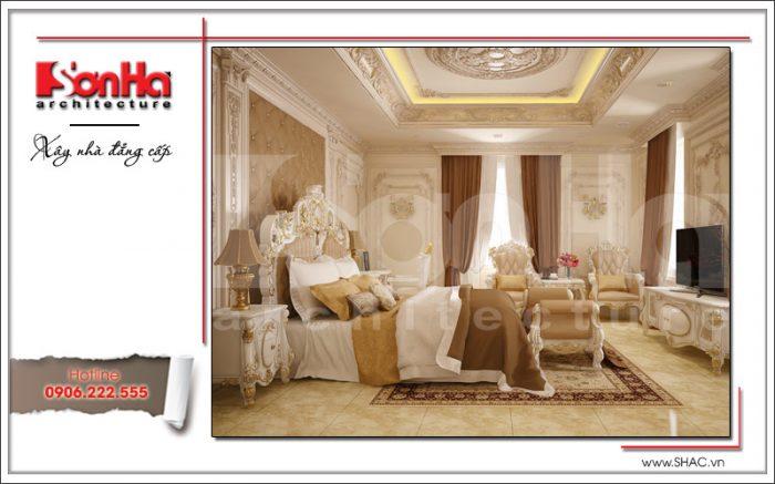 Thiết kế nội thất phòng ngủ sh btld 0020