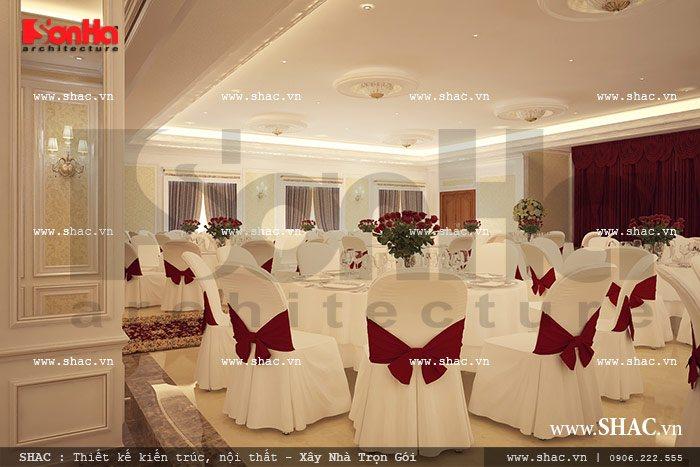 Các họa tiết và kiến trúc đẹp của hội trường sh bck 0034