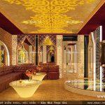 Phòng karaoke của khách sạn sh ks 0022