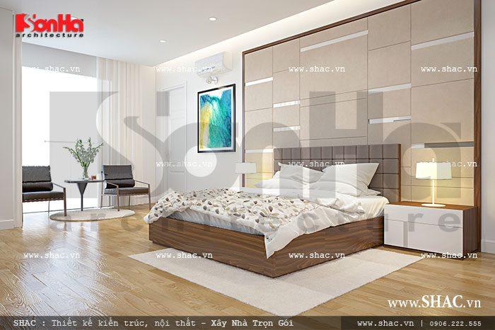 Phòng ngủ đơn giản sh btd 0034