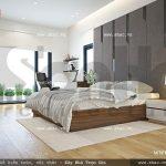 Phong cách hiện đại và sang trọng của phòng ngủ sh btd 0034