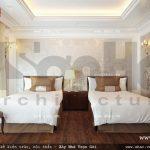 Phòng ngủ vip đôi của khách sạn sh ks 0022