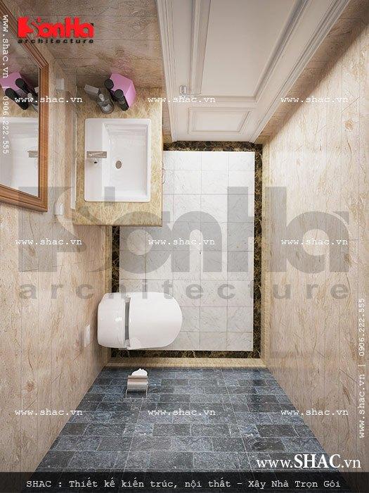 Phòng vệ sinh khép kín sh nop 0081