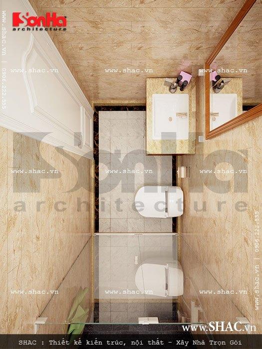 Phòng wc có buồng tắm đứng sh nop 0081