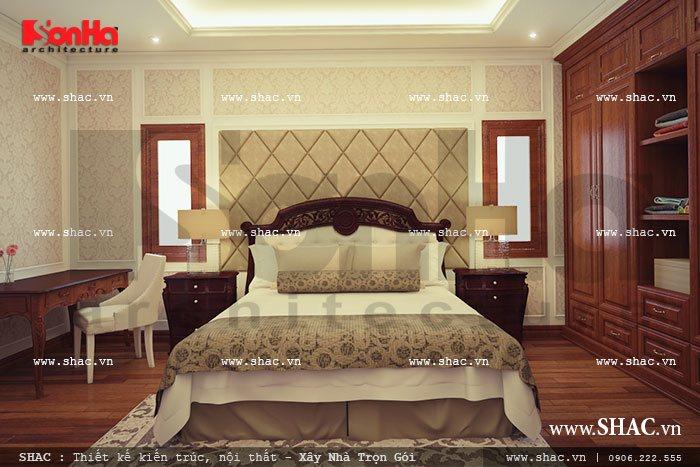 Thiết kế phòng ngủ đẹp sh btp 0064