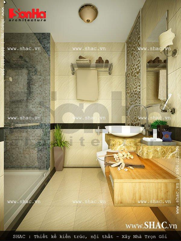 Phòng wc khách sạn
