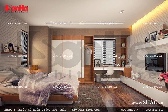 Phòng ngủ dành cho khách sh nod 0127