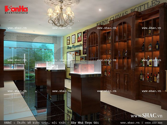 Phòng kinh doanh sh sr 0015