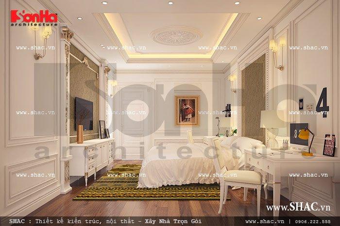 Phòng ngủ cho con trai sh nop 0084