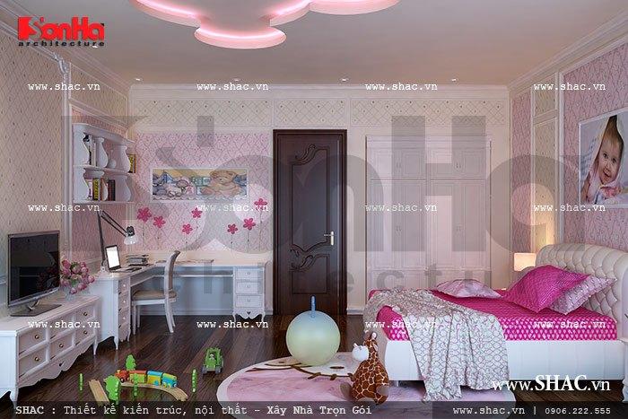 Phòng ngủ con gái sh nop 0085