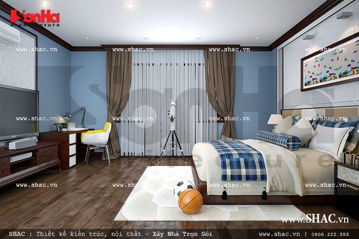 Phòng ngủ con trai sh nop 0085