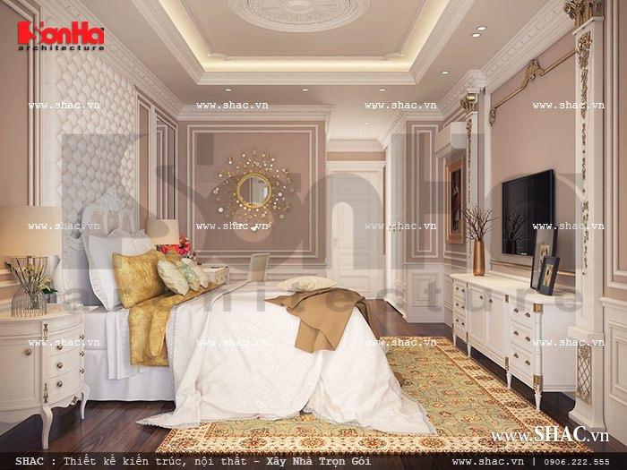 Phòng ngủ Pháp đẳng cấp