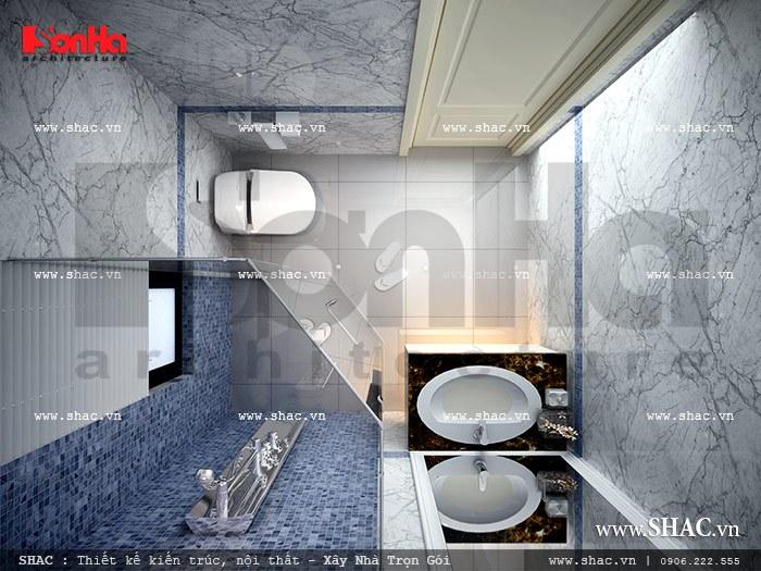 Phòng tắm nhỏ gọn và tiên nghi sh nop 0084