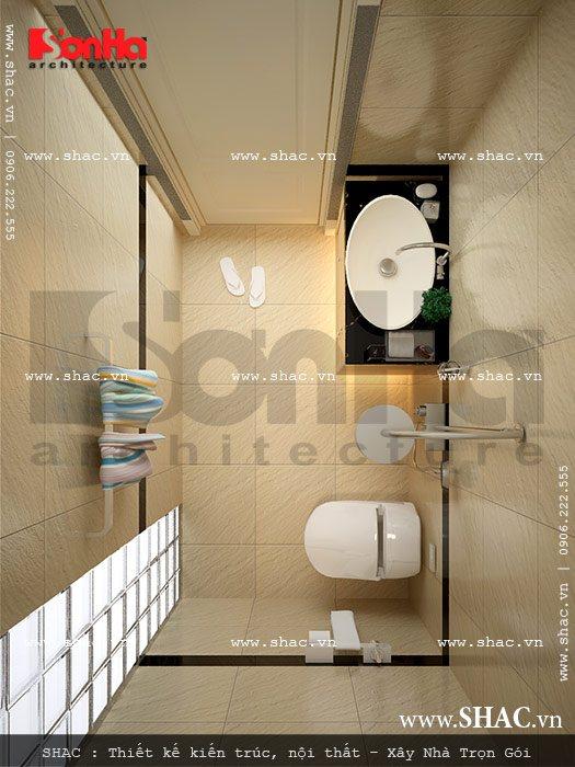 Phòng vệ sinh nhỏ gọn sh nop 0084