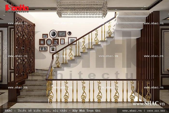 Thiết kế cầu thang đẹp sh nop 0085