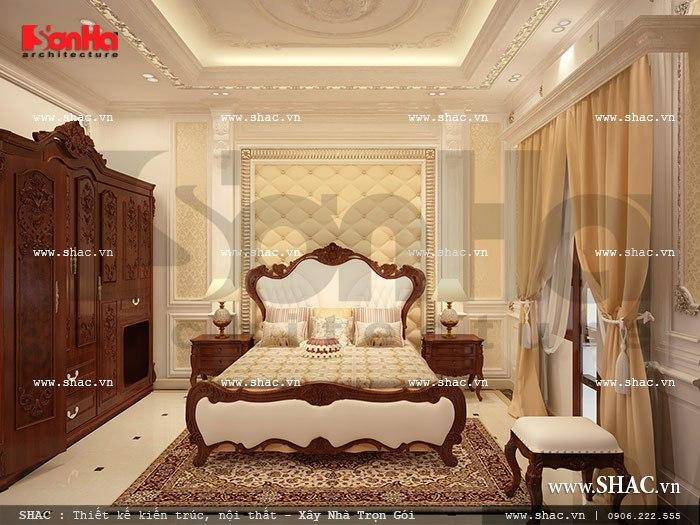 Phòng ngủ Pháp