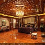 Phòng ngủ cổ điển và đẳng cấp sh btld 0012