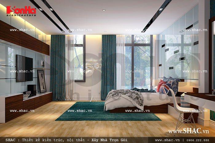 Phòng ngủ của chủ nhà sh nod 0131
