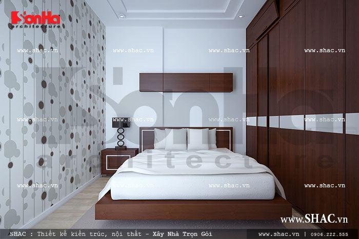 Phòng ngủ dành cho khách sh nod 0131