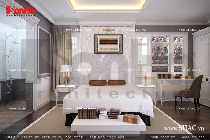 Phòng ngủ tầng 8 sh vp 0019