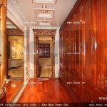 Tủ đồ trong phòng ngủ btld 0012