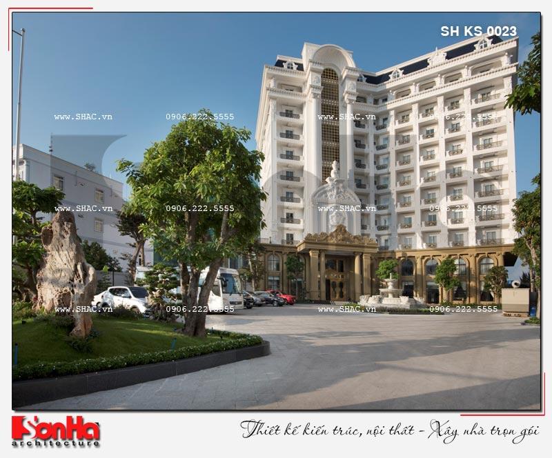 Thiết kế khách sạn 5 sao sang trọng tại Phú Quốc - SH KS 0023 36