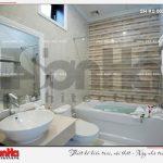 10 Mẫu nội thất phòng tắm căn deluxe city view khách sạn 5 sao tại phú quốc sh ks 0023