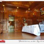 13 Ảnh thực tế nội thất phòng ngủ bungalow khách sạn 5 sao tại phú quốc sh ks 0023
