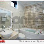 14 Mẫu nội thất phòng tắm căn deluxe garden view khách sạn 5 sao tại phú quốc sh ks 0023