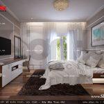 Thiết kế nội thất phòng ngủ 213 khách sạn 5 sao tại Phú Quốc sh ks 0023