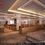 Thiết kế nội thất phòng hội thảo khách sạn 5 sao tại Phú Quốc sh ks 0023