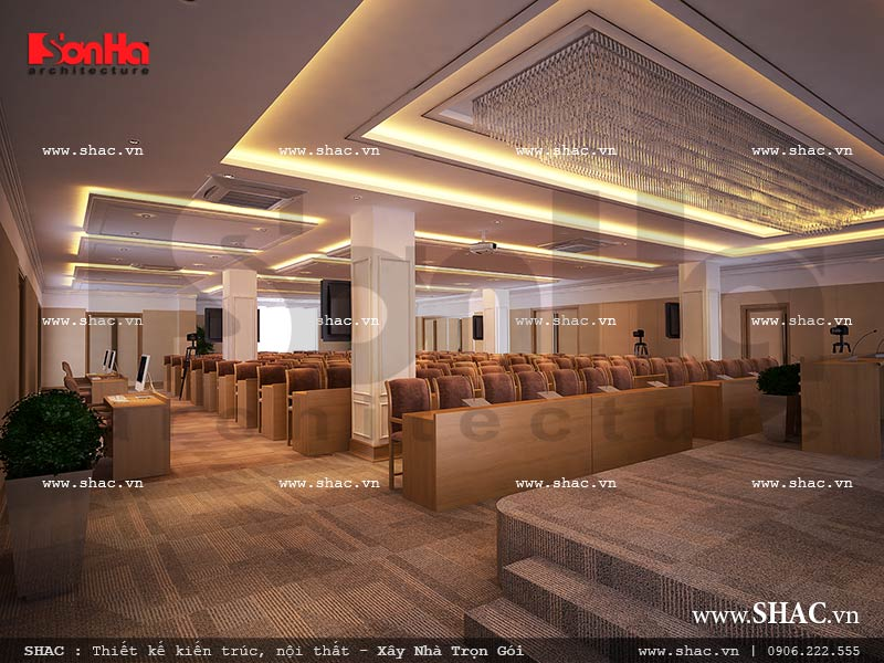 Thiết kế khách sạn 5 sao sang trọng tại Phú Quốc - SH KS 0023 12