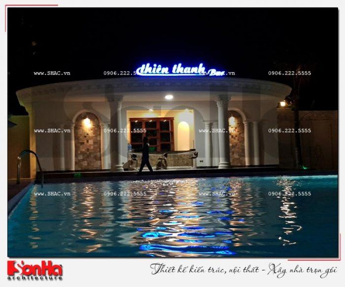 18 Ảnh thực tế bể bơi khách sạn 5 sao tại phú quốc sh ks 0023