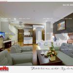 19 Thiết kế nội thất phòng ngủ căn suite sea view khách sạn 5 sao tại phú quốc sh ks 0023