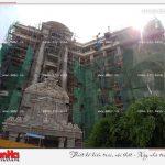 21 Ảnh thực tế thi công kiến trúc khách sạn 5 sao tại phú quốc sh ks 0023