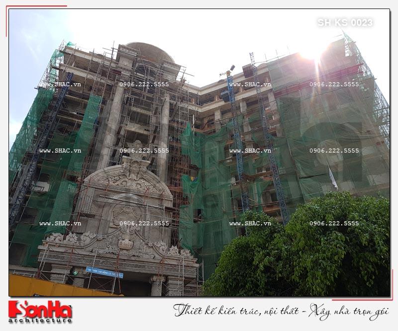 Thiết kế khách sạn 5 sao sang trọng tại Phú Quốc - SH KS 0023 77