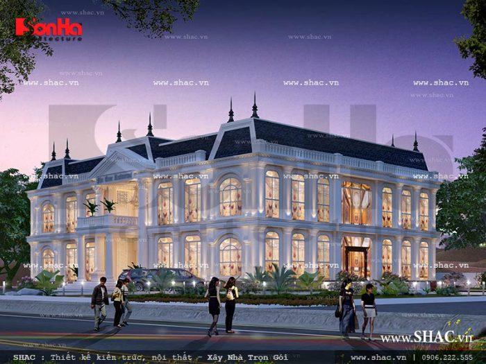 Thiết kế nhà hàng khách sạn 5 sao tại Phú Quốc sh ks 0023