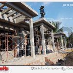 22 Ảnh thực tế thi công bungalow khách sạn 5 sao tại phú quốc sh ks 0023