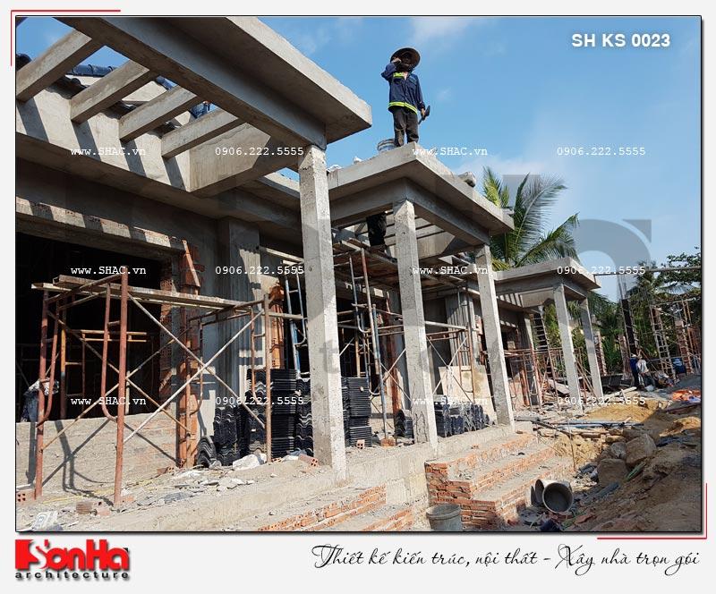 Thiết kế khách sạn 5 sao sang trọng tại Phú Quốc - SH KS 0023 78